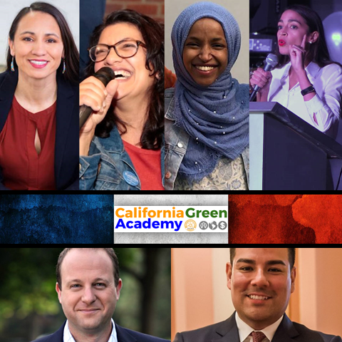 CalGreen Celebrates the Major Winners of Tuesday: Female, LGBTQIA, and Ethnically Diverse Candidates