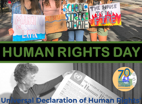 HAPPY HUMAN RIGHTS DAY!!!