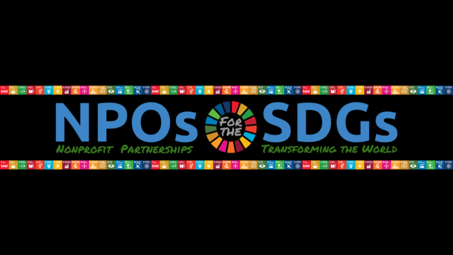NPOs for the SDGs
