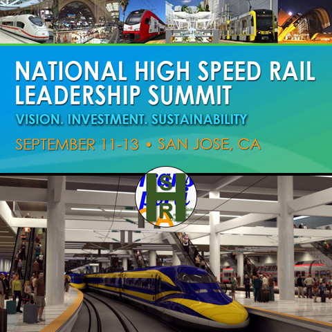 TransportiCA Covering the 2018 National High-Speed Rail Leadership Summit (11-13 SEP)
