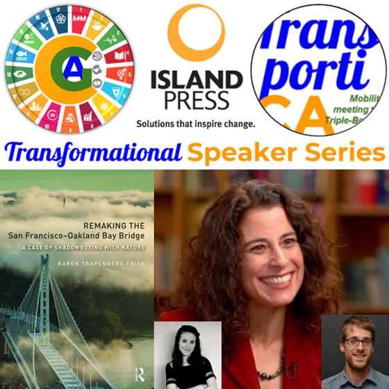 Dr. Karen Trapenberg Frick is September's Transformational Speaker Series Presenter