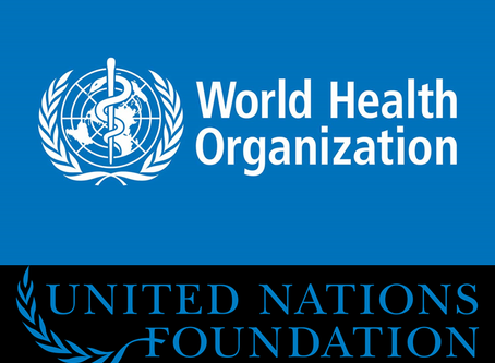 CalGreen Affirms its Support for the World Health Organization (WHO)