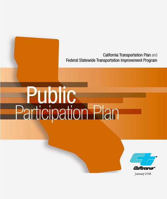 CalGreen Submits Public Comments for Caltrans' Draft Public Participation Plan