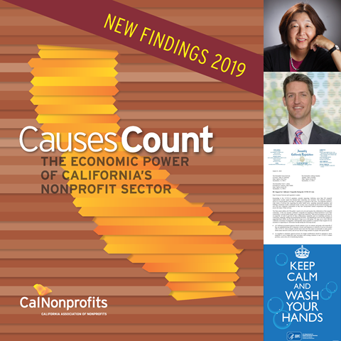 CalGreen Commends the Tireless Work of CalNonprofits