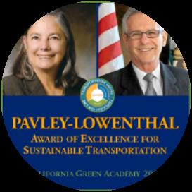 Pavley-Lowenthal Award