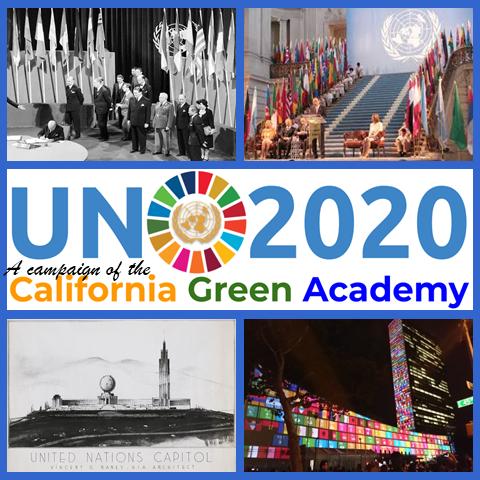 """CalGreen Board Launches new """"UN2020"""" Campaign"""