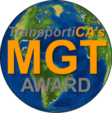Ministry of Global Transport Award