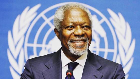 Statement on the passing of Kofi Annan, former U.N. Secretary-General and Nobel Laureate