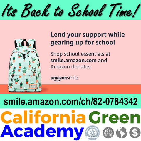 For all of your back-to-school and college supplies, AmazonSmile is your quickest-and smartest-choic