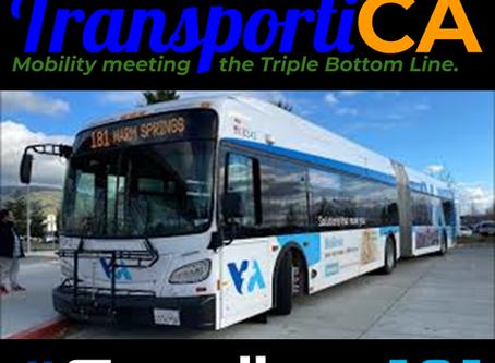 CalGreen / TransportiCA Say Goodbye to VTA's 181 Express