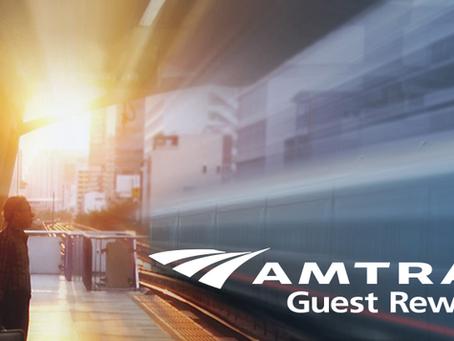 Send Us Your Amtrak Guest Rewards Stories