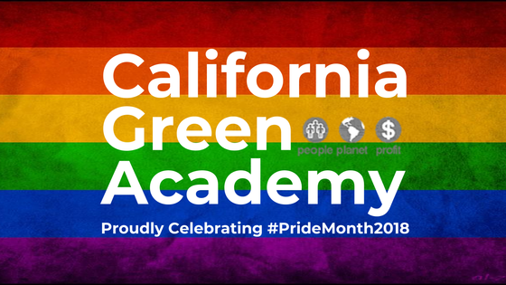 CalGreen Proud to Celebrate 'Pride Month'