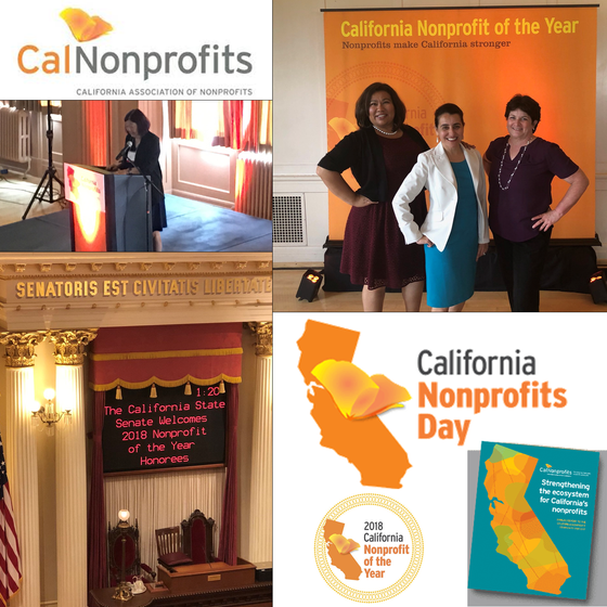 "CalGreen Celebrates ""California Nonprofits Day"""