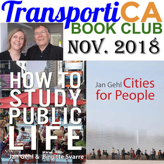 Jan Gehl's and Dr. Birgitte Svarre's How to Study Public Life and Ghel's Cities for Peop