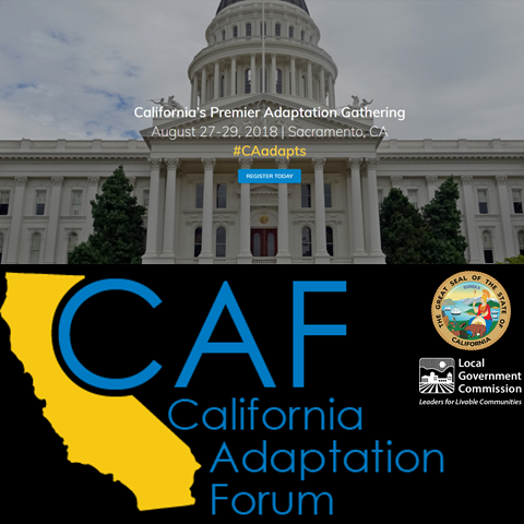 TransportiCA Covering the 3rd Biennial California Adaptation Forum (27-29 Aug)