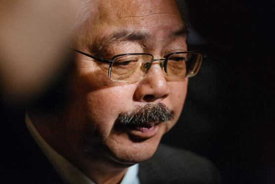 Statement on the passing of Ed Lee, SF Mayor