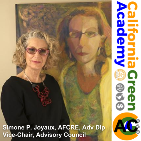 Simone P. Joyaux Appointed Advisory Council Vice-Chair