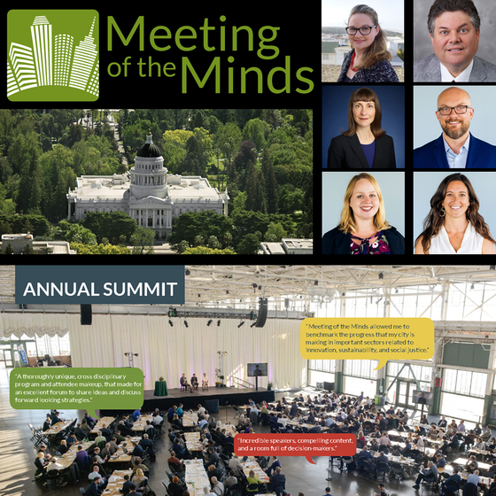 """Reporting on the 2018 """"Meeting of the Minds"""" Conference"""