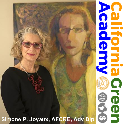 CalGreen Welcomes its First Official Member - Simone Joyaux