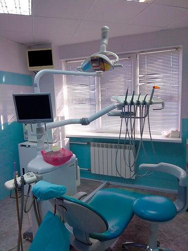 """Терапевтический кабинет, стоматологическая клиники """"Ваш стомаолог"""" город Псков"""