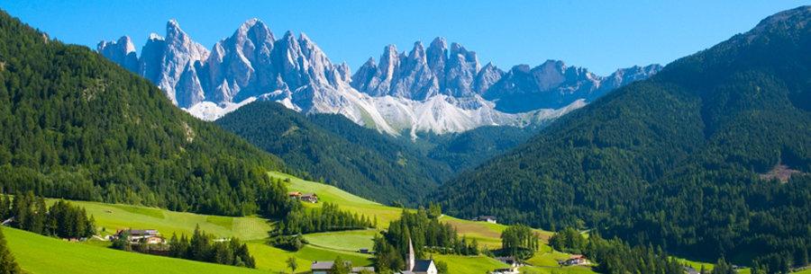 NON TOCCARE Alps & Dolomites