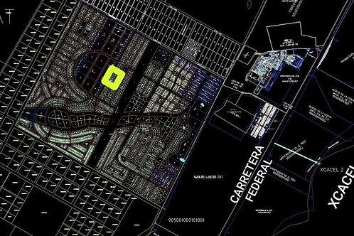 5,400 m2 en Chemuyil con la mas alta densidad, ideal para desarrollos