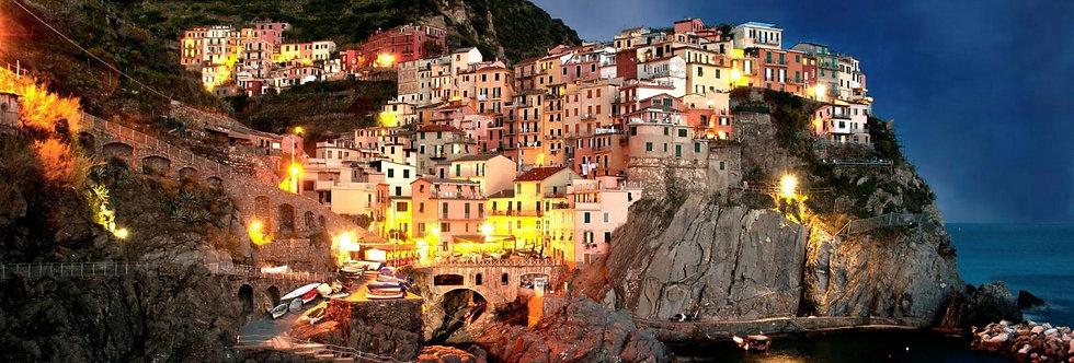 NON TOCCARE Amalfi Coast RETAINER