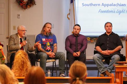 Bill Flynn, Tom Dunn, Drew Graffia, Russ Dizdar