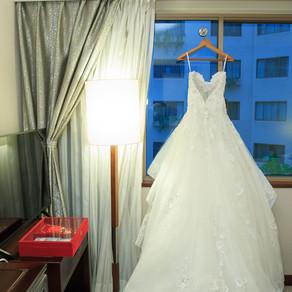 [晶宴會館民生館] 婚禮紀錄 | Adan+Fefe