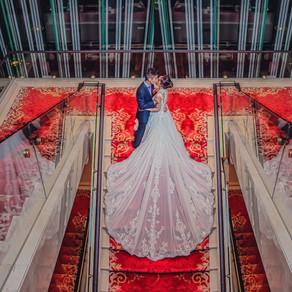 [大倉久和大飯店] 婚禮紀錄 | 韋廷 + 卉芸