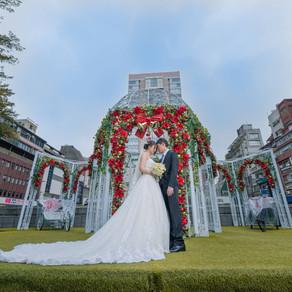 [晶華酒店] 婚禮紀錄 | 士穎+德嵐