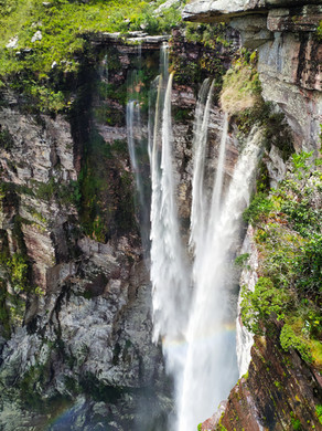 Cachoeirão - Vale do Pati