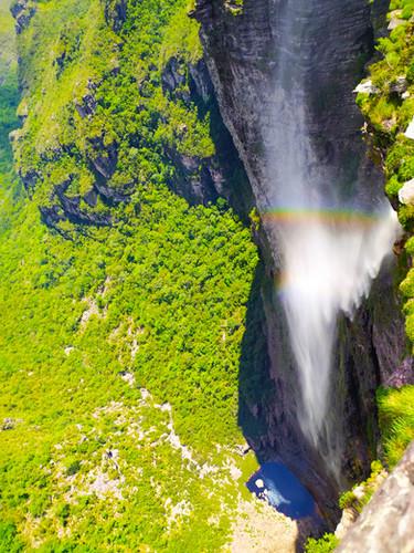 MIrante Cachoeira da Fumaça