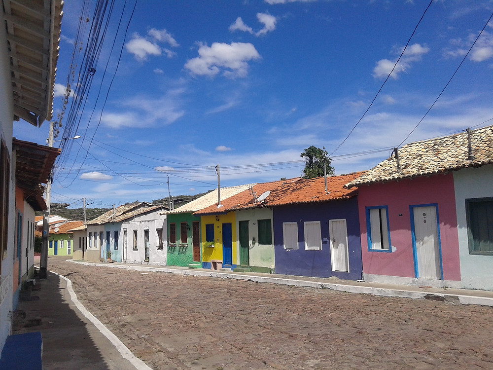 Cidade de Mucugê