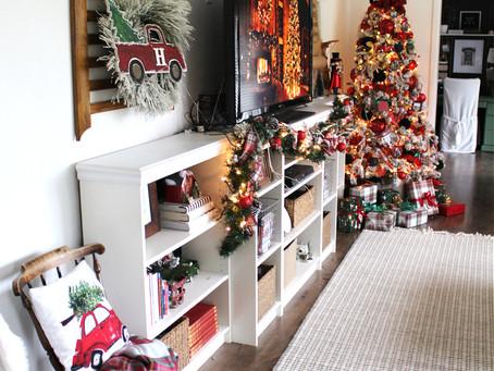 Christmas Living Room 2020