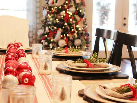 Christmas Dining Room 2020