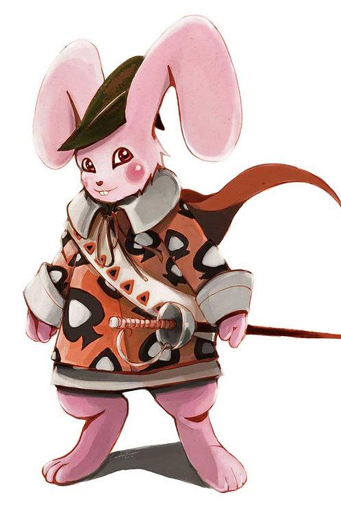 Spade Rabbit