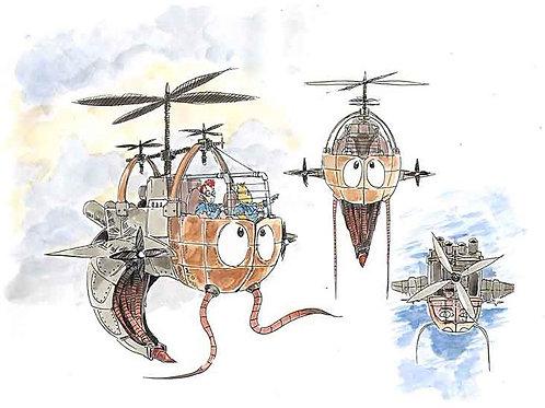 Wasp Ship