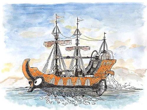 Riverhorse Ship