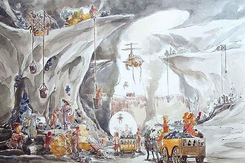 Galena Mine (16 x 20)