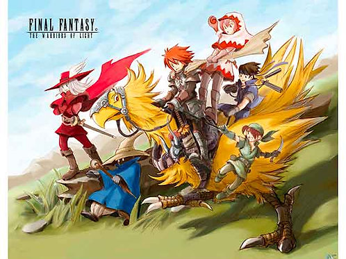 Final Fantasy: The Warriors of Light
