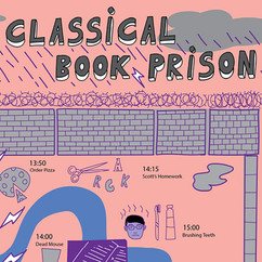Classical Book Prison