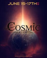 Cosmic Film Festival Announces Three Days of Film Screenings in Orlando, June 15-17, 2018