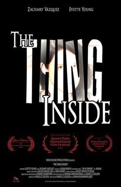 The Thing Inside Poster