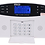 Thumbnail: Wireless LCD GSM SMS Burglar  Alarm System Auto Dialer Home Security Safe