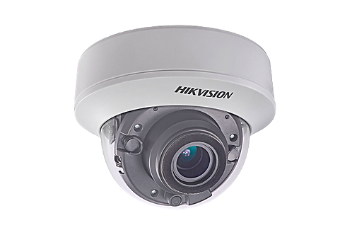 Hikvision 2 MP Indoor Ultra-Low Light PoC Dome Camera