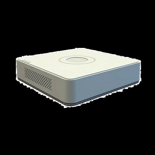 8-CHANNEL DVR TURBO HD 4 IN 1, HDTVI / HDCVI / AHD / CVBS – DS-7104HQHI-K1