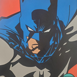 Batman Red