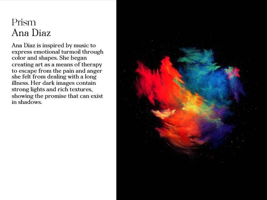 Prism by Ana Diaz