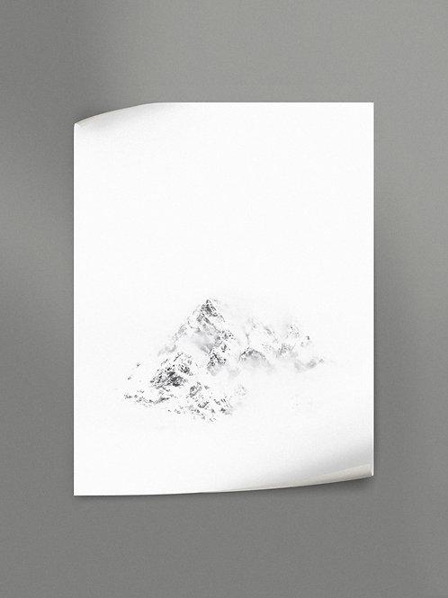 White Blindness   Poster